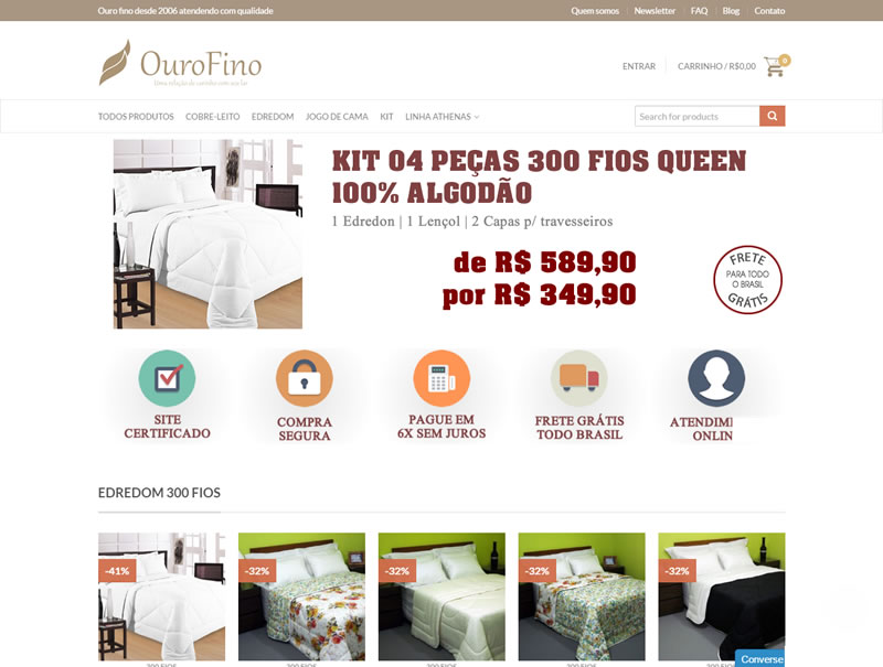 Ouro Fino Decor